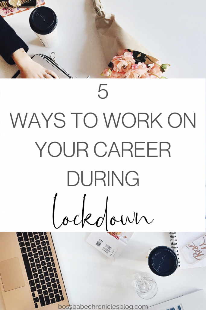 How To Work On Your Career