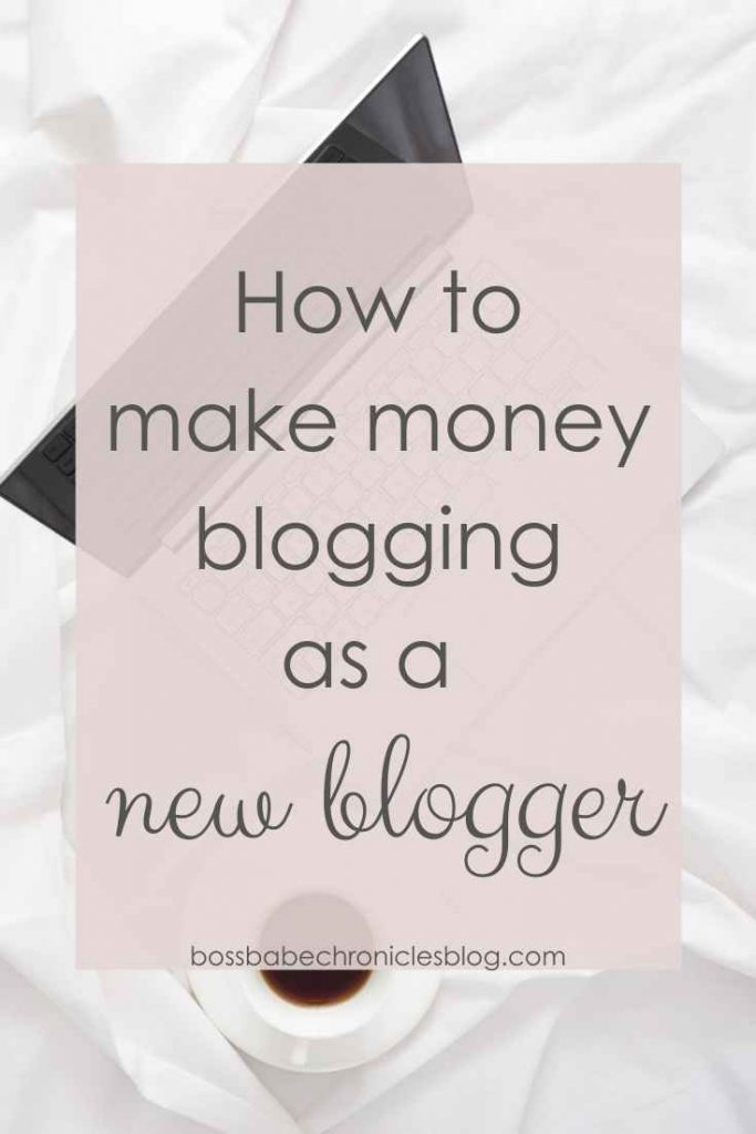 How to make money with a blog for beginners