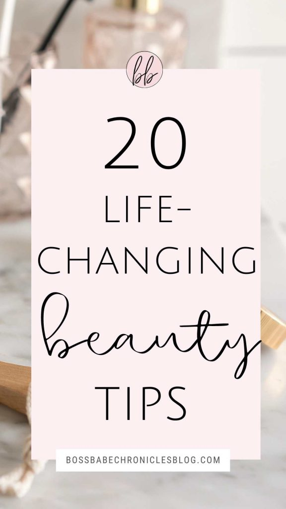 Beauty Hacks All Women Must Know About
