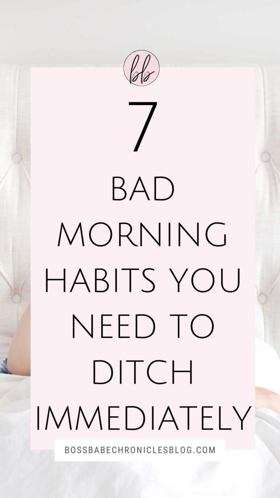 Bad Morning Habits That Ruin Your Day