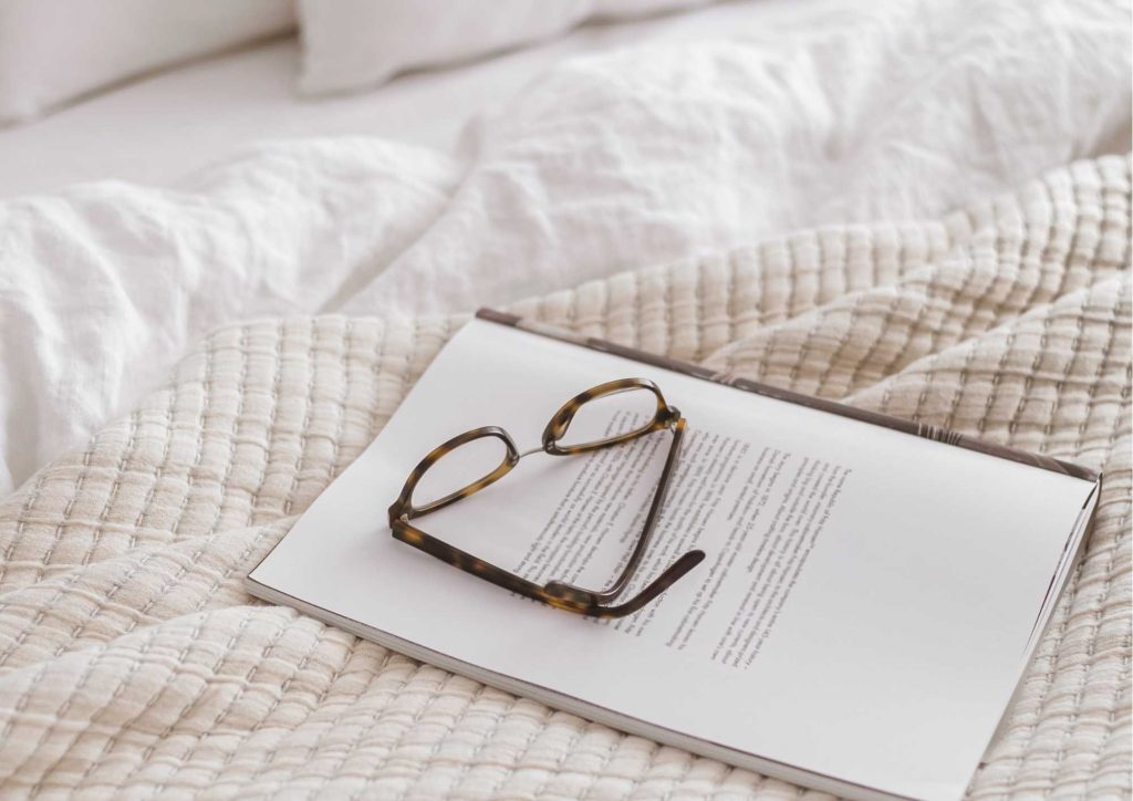 8 Things To Do Every Night Before Bed